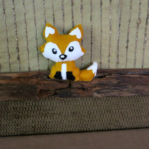 Mini-Soft-Toy-Felt-Fox-Nchanted-Gifts
