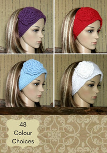 Flower-Hadband-Ear-Warmer-Nchanted-Gifts