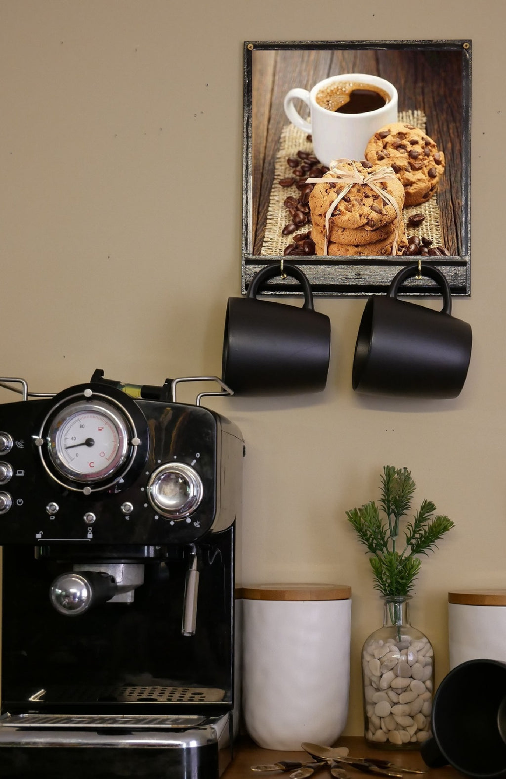 Coffee-and-Biscuits Mug-Rack-Nchanted-Gifts