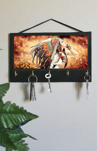 Entryway-Organizer-Native-American-Indian-Nchanted-Gifts