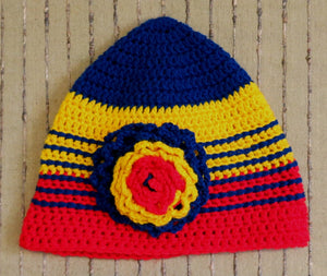 AFL-Adelaide-Crows-Fashion-Beanie-Adults-Nchanted-Gifts