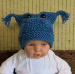 Load image into Gallery viewer, Owl-Beanie-Size-0-5-Yrs-Nchanted-Gifts