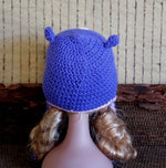 Load image into Gallery viewer, Children's-Hippo-Beanie-Nchanted-Gifts