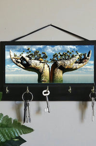 Hands Illusion Key Rack