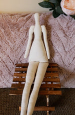 Load image into Gallery viewer, Blank-Tilda-Doll-Body-Nchanted-Gifts