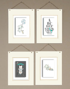 Children's-Wall-Prints-Nchanted-Gifts