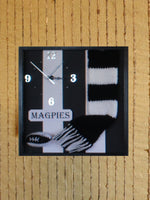 Load image into Gallery viewer, Collingwood-AFL-Football-Wall-Clock-Nchanted-Gifts