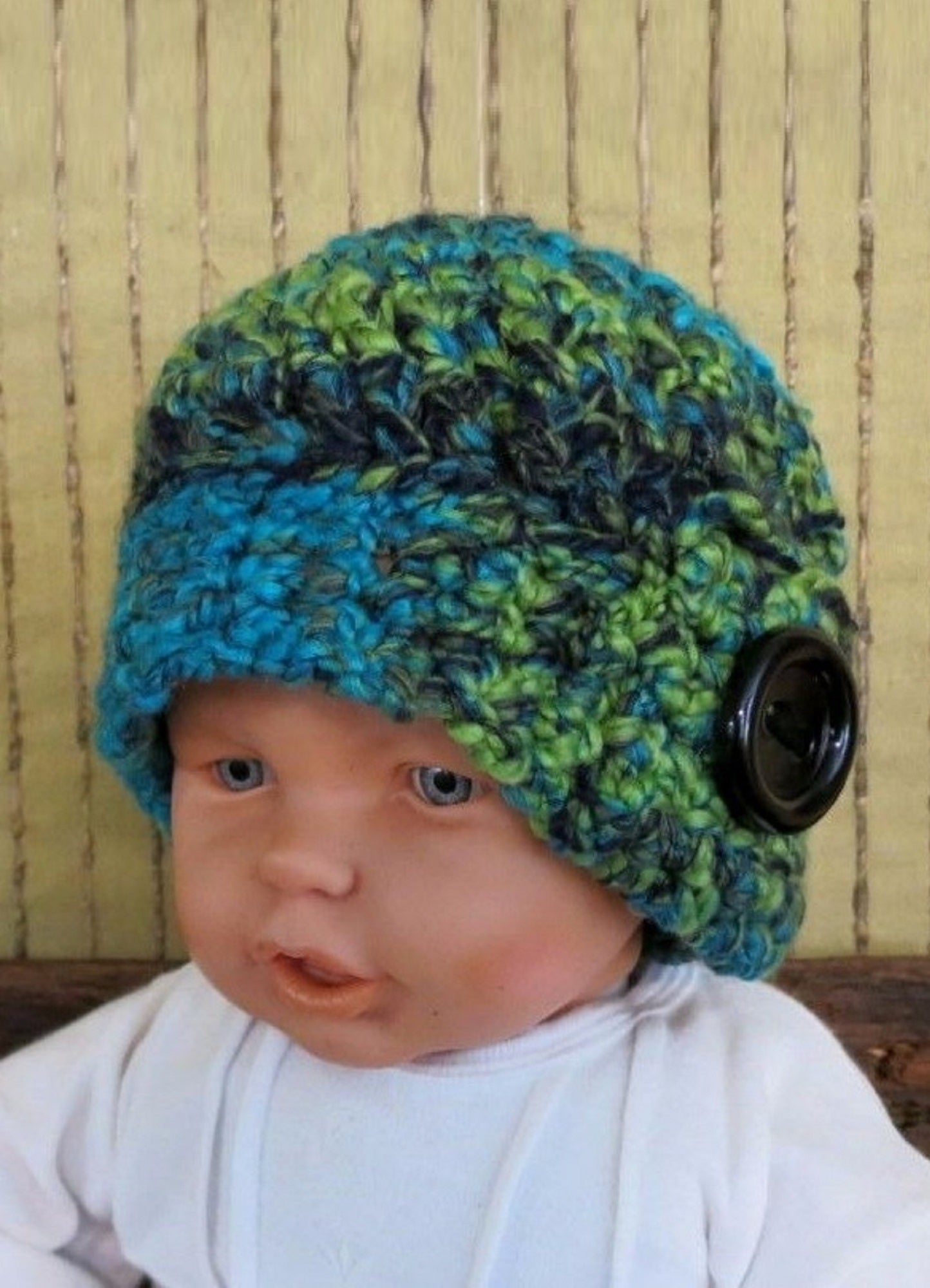 Children's-Crochet-Bucket-Hat-Nchanted-Gifts