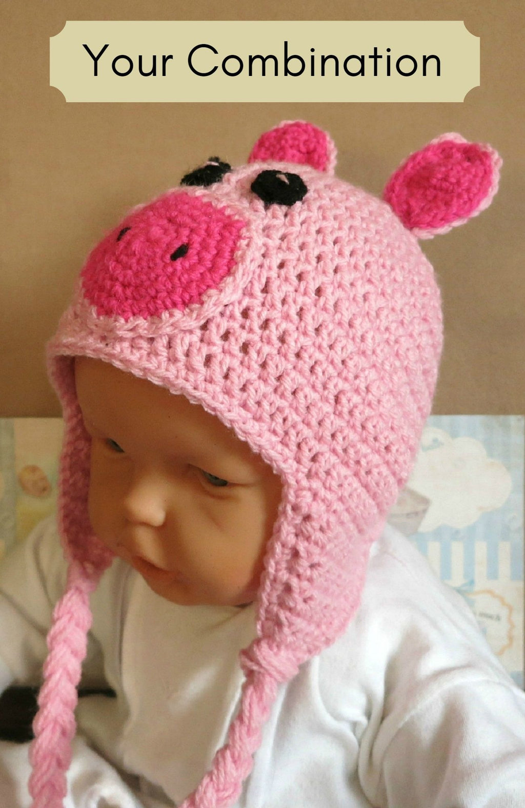 Pig-Face-Beanie-Nchanted-Gifts