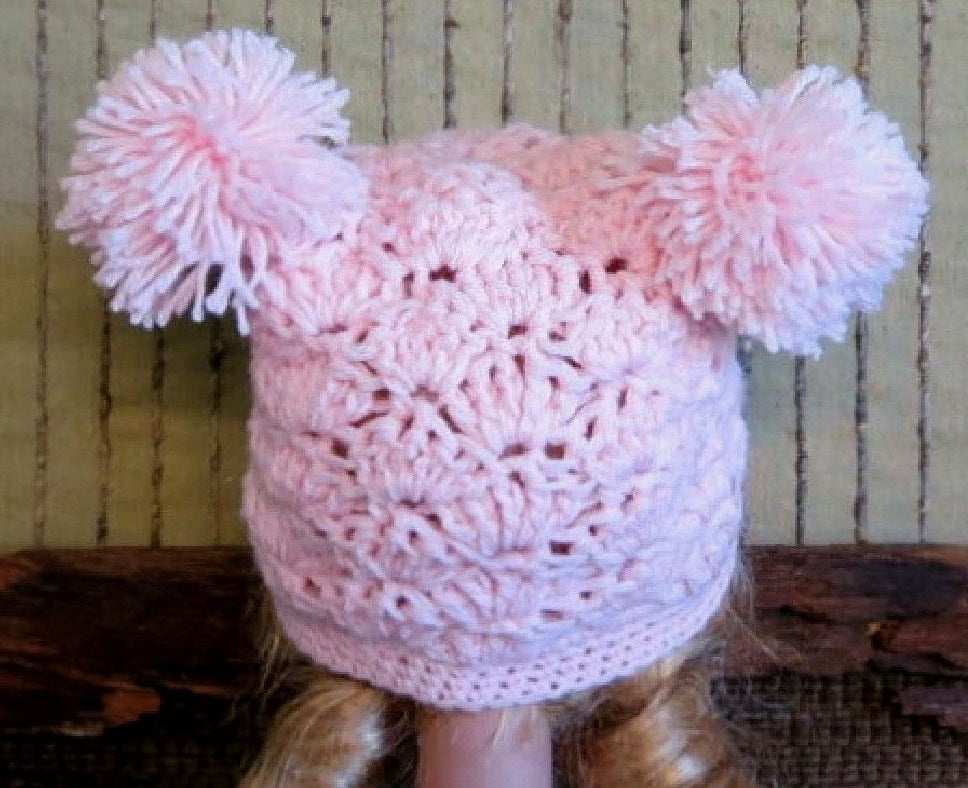 Children-Square-Pom-Pom-Beanie-Nchanted-Gifts