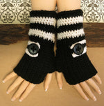 Load image into Gallery viewer, Buckle-Wrist-Warmers-Nchanted-Gifts