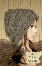 Load image into Gallery viewer, Oversized-Slouchy-Beanie -Nchanted-Gifts