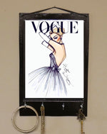 Load image into Gallery viewer, Vogue-Key-Holders-Nchanted-Gifts