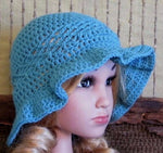 Load image into Gallery viewer, Crochet-Bucket-Hat-for-Children-Nchanted-Gifts