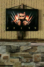 Load image into Gallery viewer, Entryway-Organizer-Wolverine-Hugh-Jackman-Key-Rack-Nchanted-Gifts