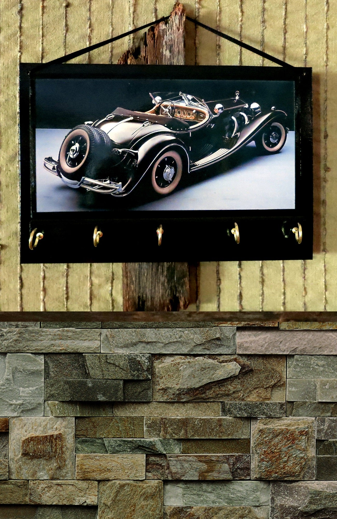 Vintage-Car-For-Man-Cave-Nchanted-Gifts