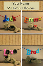 Load image into Gallery viewer, Personalized-Name-Bunting-Nchanted-Gifts