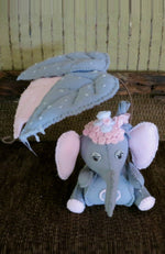 Load image into Gallery viewer, Elephant-Nursery-Decor-Nchanted-Gifts