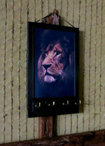 Load image into Gallery viewer, Lion-Wall-Key-Holder-Rack-Nchanted-Gifts