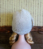 Load image into Gallery viewer, Children's-Crochet-Flower-Beanie-Nchanted-Gifts