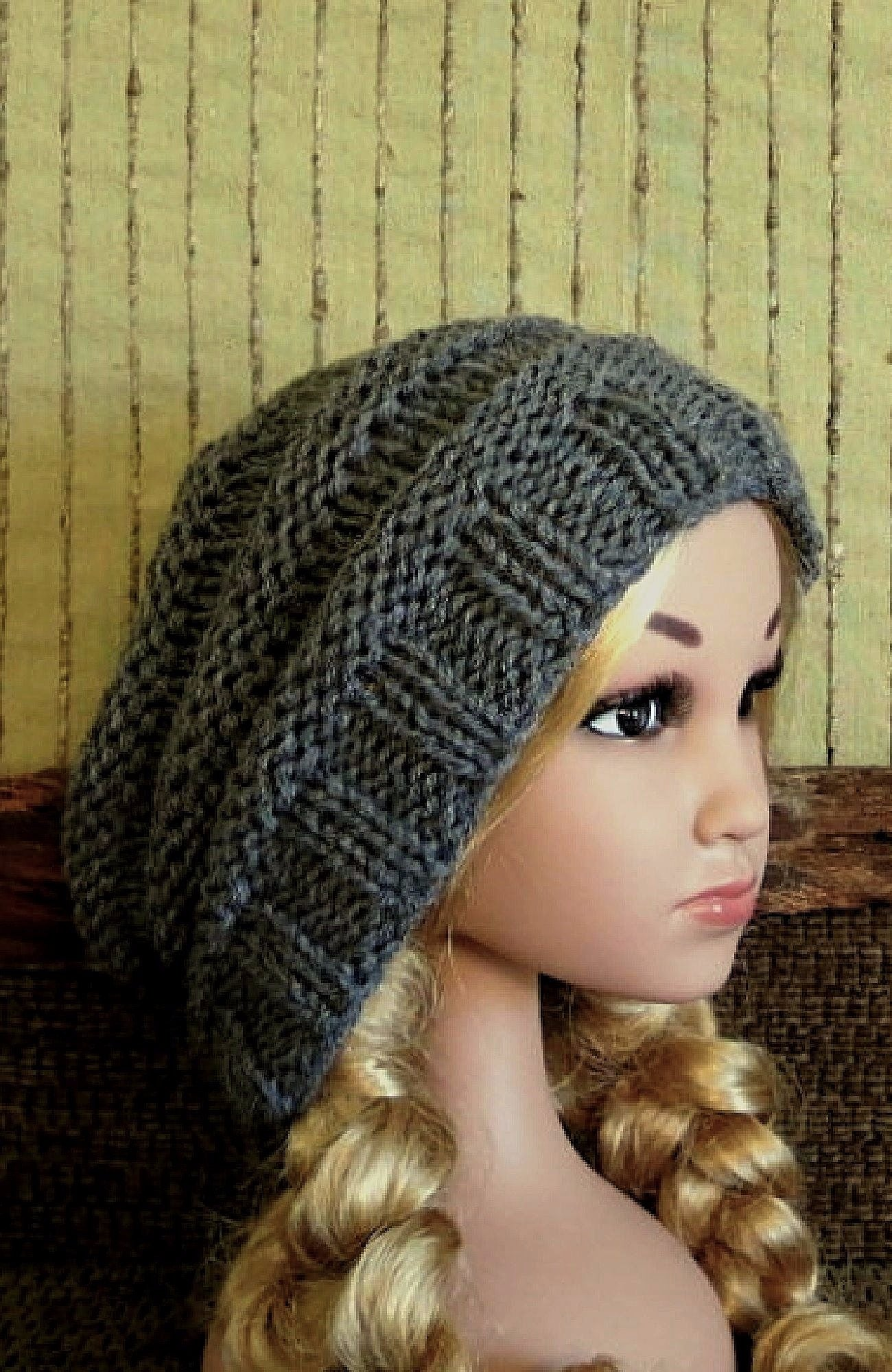 Child's-Baggie-Slouchy-Beanie-Nchanted-Gifts