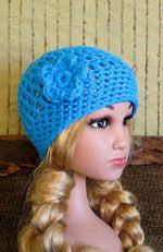 Load image into Gallery viewer, Crochet-Children-Skull-Cap-Beanie-Nchanted-Gifts