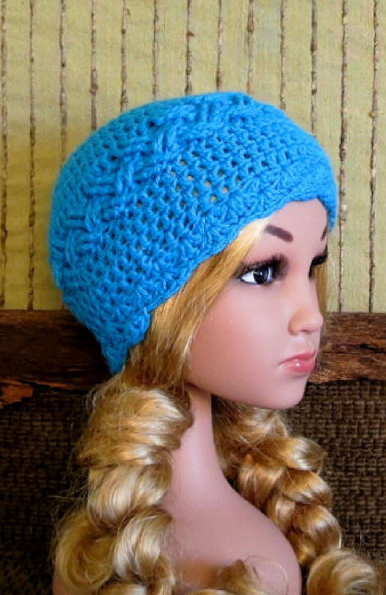 Children-Celtic-Weave-Beanie-Nchanted-Gifts