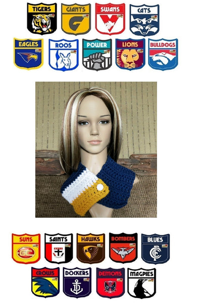 AFL-Crochet-Neckwarmer-Nchanted-Gifts