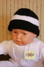 Load image into Gallery viewer, Knitted-Baby-AFL-Beanie-Nchanted-Gifts
