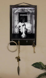 Load image into Gallery viewer, Chanel-Print-Key-Holder-Nchanted-Gifts