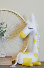 Load image into Gallery viewer, Giraffe-Nursery-Toy-Nchanted-Gifts