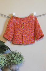 Load image into Gallery viewer, Orange-Baby-Cardigan-Nchanted-Gifts