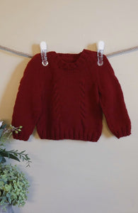 Brown-Toddler-Sweater-Nchanted-Gifts