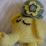 Load image into Gallery viewer, Knitted-Toy-Elephant-Nchanted-Gifts