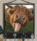 Load image into Gallery viewer, Cow-Print-Nchanted-Gifts