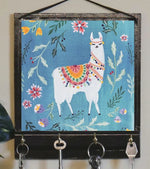 Load image into Gallery viewer, Alpaca-Key-Rack-Holder-Nchanted-Gifts