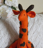 Load image into Gallery viewer, Felt-Toy-Giraffe-Nchanted-Gifts