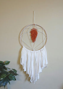 Natural-Feather-Dreamcatcher-Nchanted-Gifts