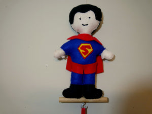 Superman-Personalized-Name-Banner-Nchanted-Gifts