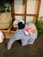 Load image into Gallery viewer, Elephant-Soft-Toy-Nchanted-Gifts