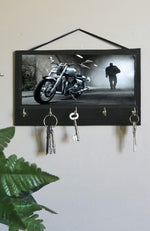 Load image into Gallery viewer, Harley-Davidson-Motor-Bike-Key-Rack-Holder-Nchanted-Gifts