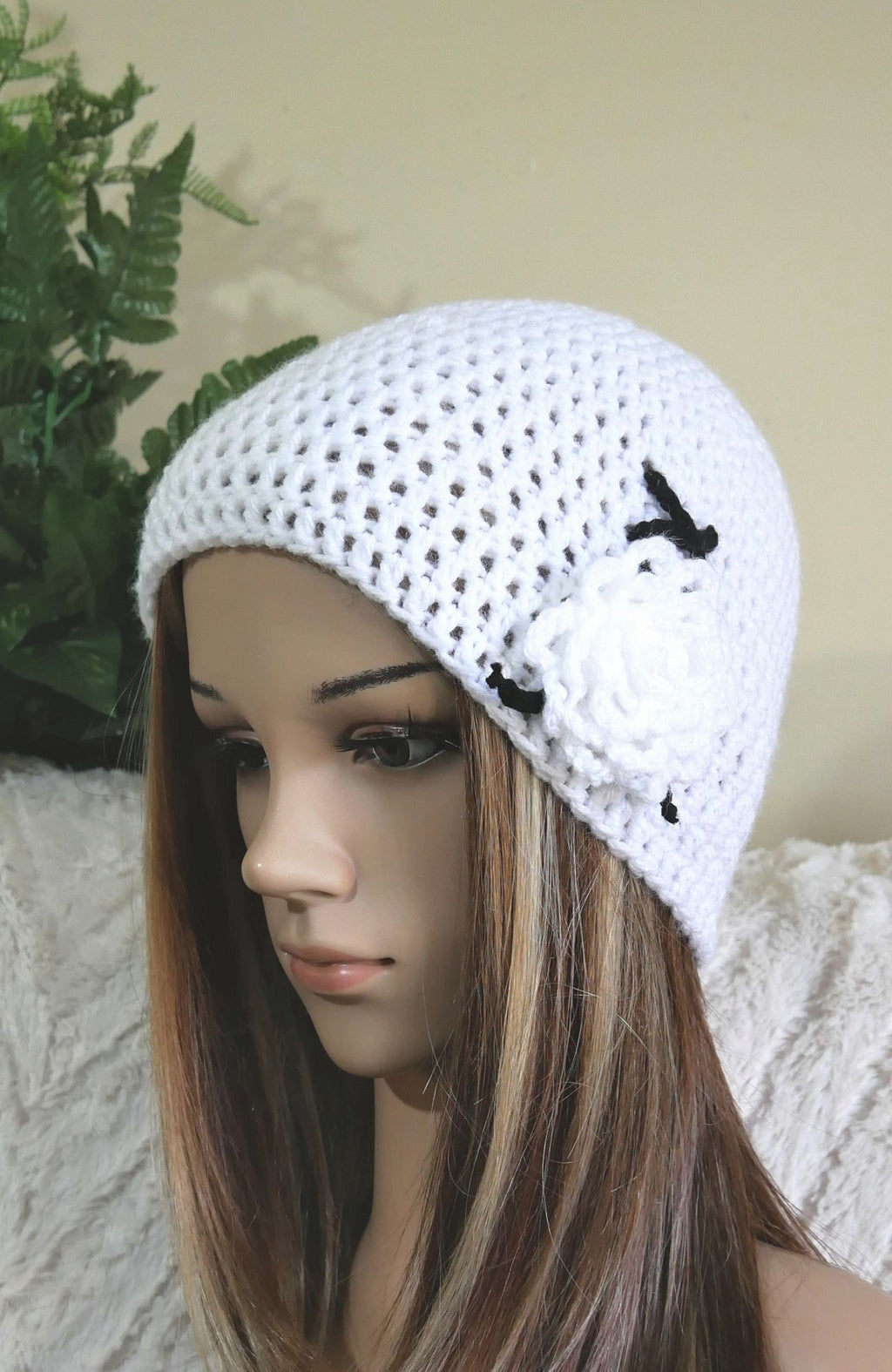 Women's-crochet-Hat-Nchanted-Gifts