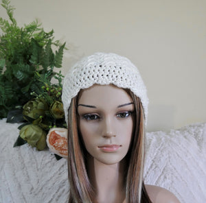 Cable-Beanie-in-Celtic-Weave-Nchanted-Gifts