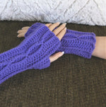 Load image into Gallery viewer, Custom-Crochet-Gloves-Nchanted-Gifts