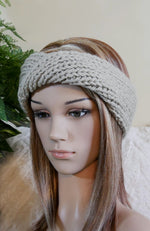 Load image into Gallery viewer, Ribbed-Headband-Twist-Nchanted-Gifts