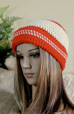 Load image into Gallery viewer, AFL-Sydney-Swans-Fashion-Beanie-Adults-Nchanted-Gifts