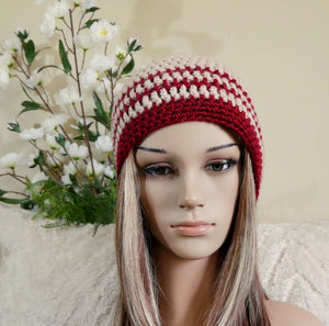 Striped-Crochet-Hat-Nchanted-Gifts