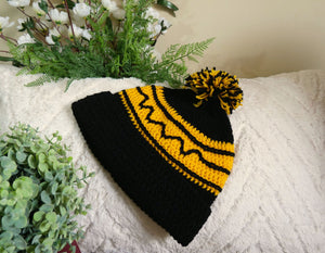 AFL-Richmond-Fashion-Beanie-Nchanted-Gifts