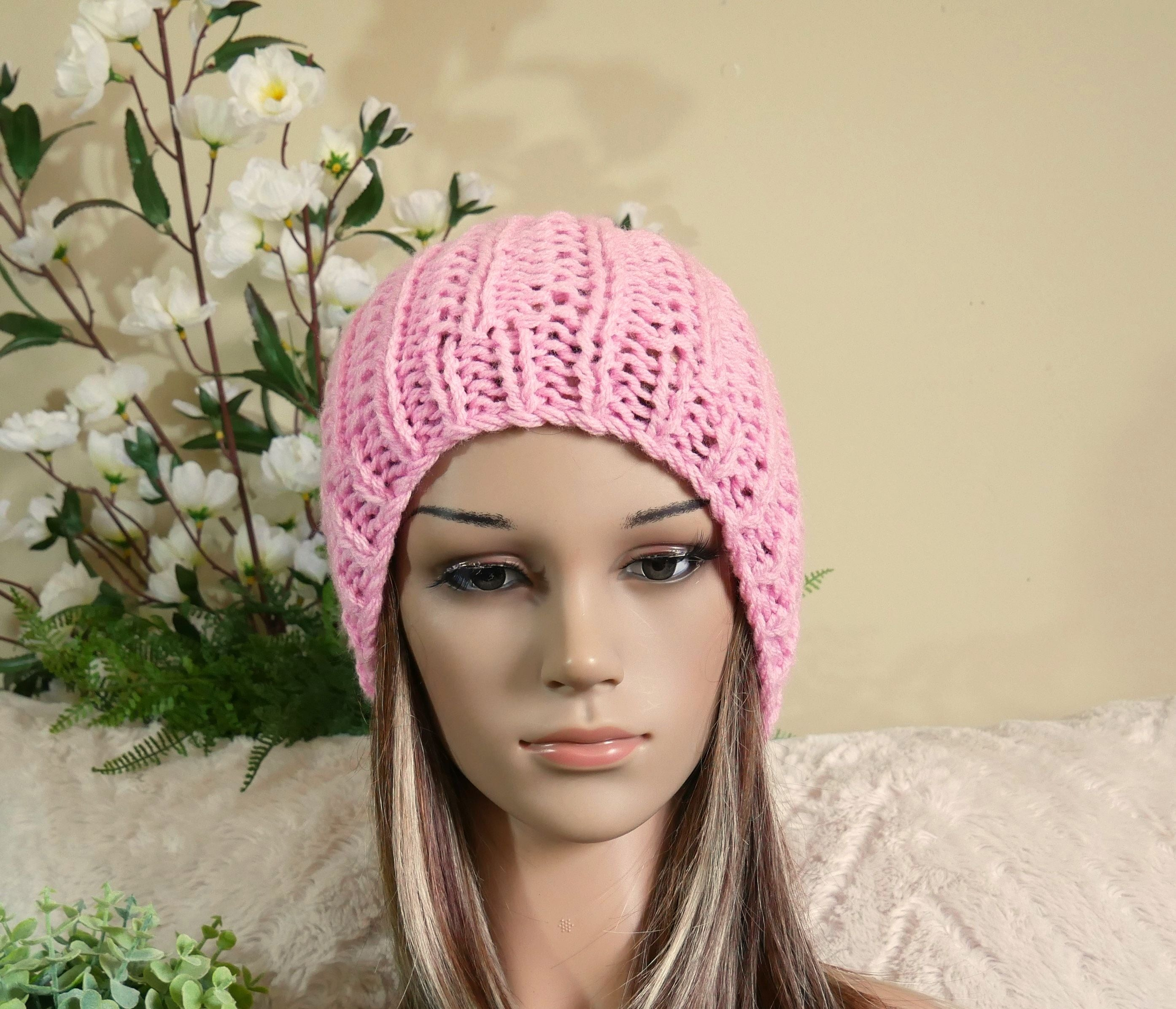 Winter-Knit-beanie-Nchanted-Gifts