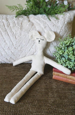 Load image into Gallery viewer, Mouse-Fabric-Rag-Doll-Nchanted-Gifts